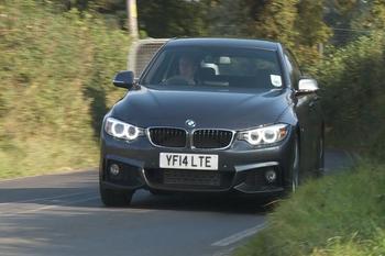 BMW 4 SERIES GRAN DIESEL COUPE