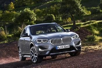 BMW X1 ESTATE