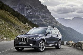 BMW X7 ESTATE