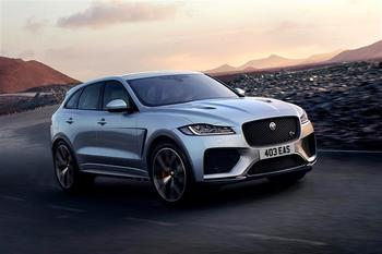 JAGUAR F-PACE DIESEL ESTATE