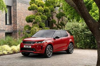 LAND ROVER DISCOVERY SPORT DIESEL SW
