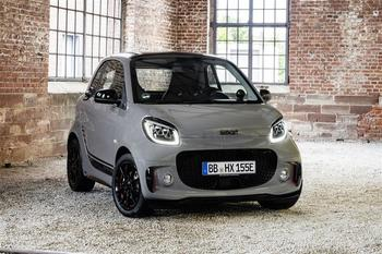 SMART FORTWO ELECTRIC CABRIO SPECIAL EDITIONS