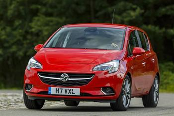 VAUXHALL CORSA HATCHBACK SPECIAL EDS